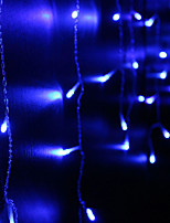 Недорогие -brelong led3x1 метр занавес водопад водонепроницаемый свет строка 1 шт.