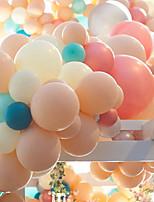 Недорогие -Воздушный шар эмульсионный 20 Вечеринка / ужин