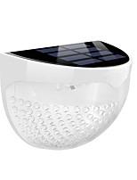 Недорогие -brlong солнечный наружный водонепроницаемый световой контроль индукционный настенный светильник 1 шт.