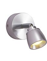 Недорогие -Защите для глаз LED / Современный современный Настенные светильники Спальня / Кабинет / Офис Алюминий настенный светильник IP44 110-120Вольт / 220-240Вольт 3 W