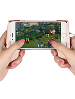abordables -ZJ09 Kits de contrôleur de jeu / Support de poignée Pour Android / iOS ,  Kits de contrôleur de jeu / Support de poignée PVC 1 pcs unité