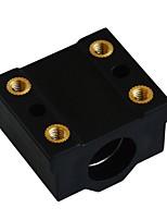 Недорогие -tronxy® 1 шт. линейный подшипник (углеродистая сталь + подшипниковая сталь) для 3D-принтера