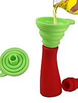 Недорогие -1шт Кухонные принадлежности силикагель Творческая кухня Гаджет Специализированные инструменты Многофункциональный