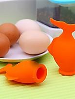 billiga -1st Köksredskap Silikon Verktyg / Kreativ Köksredskap Äggverktyg Egg