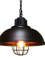 Недорогие -Мини Подвесные лампы Потолочный светильник Окрашенные отделки Металл Мини 110-120Вольт / 220-240Вольт