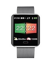 Недорогие -BoZhuo B8PRO Умный браслет Android iOS Bluetooth Спорт Водонепроницаемый Пульсомер Измерение кровяного давления Израсходовано калорий / Педометр / Напоминание о звонке / Датчик для отслеживания сна
