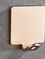 Недорогие -Крючок для халата Креатив Современный Алюминий 1шт На стену