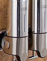Недорогие -Дозатор для мыла Новый дизайн / Cool Modern Металл 1шт На стену