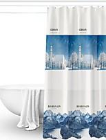 Недорогие -Набор аксессуаров для ванной Милый / Креатив Modern Нетканые 1шт На стену