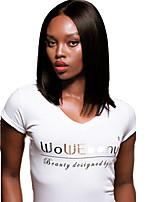 Недорогие -человеческие волосы Remy 360 Лобовой Парик Бразильские волосы Вытянутые Парик Глубокое разделение 150% 180% Плотность волос с детскими волосами Лучшее качество Горячая распродажа Толстые Updo