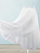 abordables -Danse classique Bas Femme Entraînement / Utilisation Polyester Elastique / Etagée Jupes