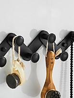 Недорогие -Крючок для халата Складной Modern Алюминий 1шт - Ванная комната / Гостиничная ванна Односпальный комплект (Ш 150 x Д 200 см) На стену