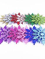abordables -Décorations de vacances Décorations de Noël Décorations de Noël Décorative Vert / Rose / Vert de forêt 24pcs