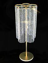 Недорогие -Модерн Новый дизайн / Декоративная Настольная лампа Назначение Спальня / Кабинет / Офис Металл 220 Вольт