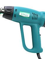 Недорогие -LAOA LA441800 Тепловая пушка Защита от перегрева / Регуляция температуры / Легко для того чтобы снести Полированная поверхность металла / Сварка металлической сваркой / Автомобильная фольга
