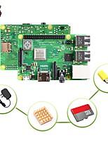 Недорогие -Комплект малины Pi Другие материалы Неприменимо Raspberry Pi