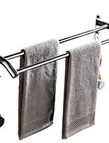 Недорогие -Держатель для полотенец Креатив Современный Алюминий 1шт 2-х опорная балка На стену