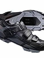 Недорогие -21Grams Обувь для велоспорта Водонепроницаемость, Дышащий, Удобный Шоссейные велосипеды / Велосипеды для активного отдыха / Велосипедный спорт / Велоспорт Черный