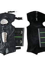 abordables -Équipement de protection moto pour Genouillère Homme PU (Polyuréthane) Dos attaché / Anti-Vent / Protection