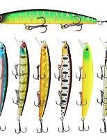 Недорогие -1 pcs Жесткая наживка Жесткая наживка Пластик Морское рыболовство / Ловля нахлыстом / Ловля на приманку