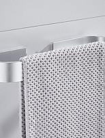 Недорогие -Держатель для полотенец Новый дизайн / Cool Modern Алюминий 1шт Односпальный комплект (Ш 150 x Д 200 см) На стену