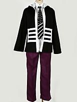 Недорогие -Вдохновлен Косплей Косплей Аниме Косплэй костюмы Косплей Костюмы Английский Пальто / Кофты / Брюки Назначение Муж. / Жен.