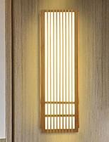 Недорогие -Cool Современный современный Настенные светильники Кабинет / Офис Дерево / бамбук настенный светильник 220-240Вольт 40 W