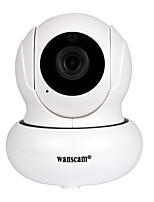 abordables -wanscam hw0021-2 1 mp ip caméra intérieure soutien 128 gb / ptz / cmos / 50/60 / adresse ip dynamique