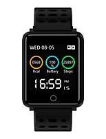 Недорогие -BoZhuo F21 Умный браслет Android iOS Bluetooth Спорт Водонепроницаемый Пульсомер Измерение кровяного давления Израсходовано калорий