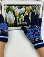 Недорогие -перчатки для пальцев для женщин / мужчин - печать