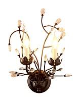 Недорогие -JLYLITE Мини Простой / Традиционный / классический Гостиная / В помещении Металл настенный светильник 110-120Вольт / 220-240Вольт