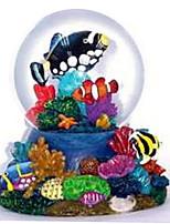 Недорогие -1шт стекло / Резина Современный современный для Украшение дома, Подарки / Домашние украшения Дары