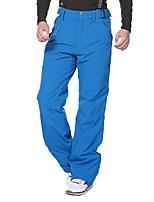 Недорогие -MARSNOW® Муж. Жен. Лыжные брюки С защитой от ветра Сохраняет тепло Пригодно для носки Зимние виды спорта Хлопок Тёплые брюки Одежда для катания на лыжах / Зима