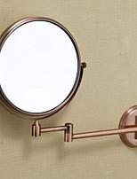 baratos -Espelho Ajustável / Legal Modern Metal 1pç Decoração do banheiro