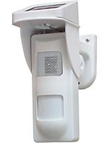 abordables -Usine oem jr-sy-01 plateforme de détecteur infrarouge abs pour extérieur ip55 anti-pet étanche à l'énergie solaire