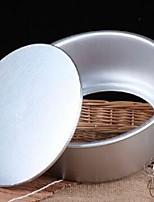 Недорогие -Инструменты для выпечки Алюминий Творческая кухня Гаджет Необычные гаджеты для кухни Круглый Десертные инструменты 1шт