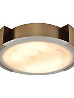 Недорогие -QIHengZhaoMing 6-Light Потолочные светильники Рассеянное освещение Электропокрытие Металл Мрамор 110-120Вольт / 220-240Вольт Теплый белый