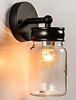 Недорогие -Очаровательный / Творчество Современный современный Гостиная / В помещении Металл настенный светильник 110-120Вольт / 220-240Вольт 60 W