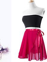 abordables -Danse classique Hauts Femme Entraînement / Utilisation Elasthanne / Lycra Elastique Sans Manches Haut