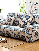 baratos -Cobertura de Sofa Floral / Estampado Impressão Reactiva Poliéster Capas de Sofa