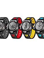 baratos -KING-WEAR® G01 Relógio inteligente Android iOS Bluetooth satélite Smart Esportivo Impermeável Cronómetro Podômetro Aviso de Chamada Monitor de Atividade Monitor de Sono / Tela de toque