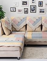baratos -almofada do sofá Estampado Impressão Reactiva Poliéster Capas de Sofa