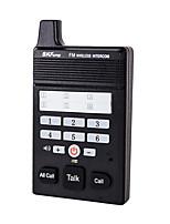 Недорогие -sk12v6 ручной групповой вызов / ctcss / cdcss 3 км 462 Гц 6 каналов 1300 мАч 1 Вт рация двусторонняя радиосвязь