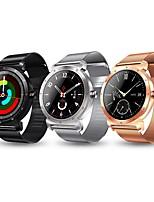 baratos -KING-WEAR® K88H PLUS Relógio inteligente Android iOS Bluetooth Smart Esportivo Monitor de Batimento Cardíaco Tela de toque Podômetro Aviso de Chamada Monitor de Sono Lembrete sedentária / 120-150