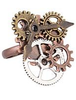 Недорогие -Доктор чумы Steampunk Костюм Универсальные Ожерелья Кольцо на кончик пальца Золотой Винтаж Косплей Хром