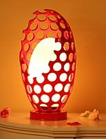 Недорогие -Простой Cool Настольная лампа Назначение Спальня Металл 220 Вольт