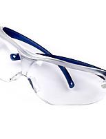 Недорогие -Защитные очки for Безопасность на рабочем месте Пластик Водонепроницаемость