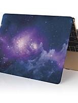 Недорогие -Чехол для MacBook Sky ПВХ для Air Pro Retina 11 12 13 15 Чехол для ноутбука для MacBook New Pro 13,3 15 дюймов с сенсорной панелью