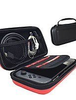 baratos -Bolsas Para Nintendo Interruptor ,  Portátil Bolsas PU Leather 1 pcs unidade