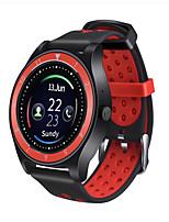 Недорогие -Kimlink R10 Смарт Часы Android Bluetooth Израсходовано калорий Хендс-фри звонки Фотоаппарат Регистрация дистанции / Педометр / Напоминание о звонке / 0.3 мегапикс. / Датчик для отслеживания сна